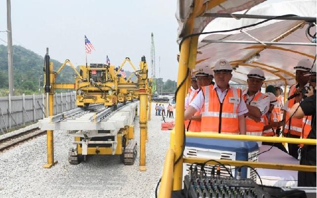 Kerajaan PN wajib jawab benarkah mereka serah projek KVDT2 pada syarikat China, dakwa DAP