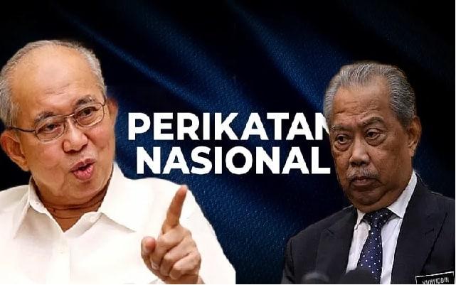 PANAS!!! Ku Li tuduh Muhyiddin PM tidak sah, tidak mahu sertai perbahasan Belanjawan 2021