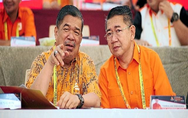 TEGAS!!! Amanah tidak akan sertai kerajaan yang bersama kleptokrat Umno