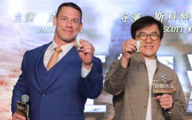 Filem dibintangi Jackie Chan & John Cena takkan ditayangkan