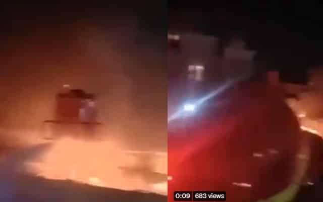 [VIDEO] Penjara terbakar, 40 banduan maut