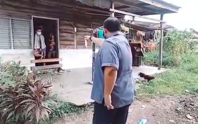 [VIDEO] Tok Penghulu mengamuk, 2 beradik dikompaun RM8,000