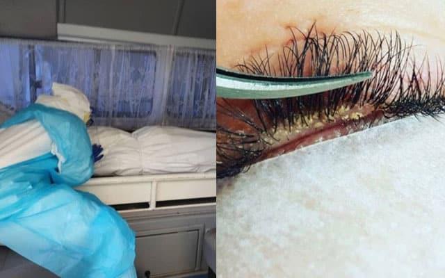 Wanita kongsi pengalaman, tangan gigil cabut bulu mata 'extension' jenazah